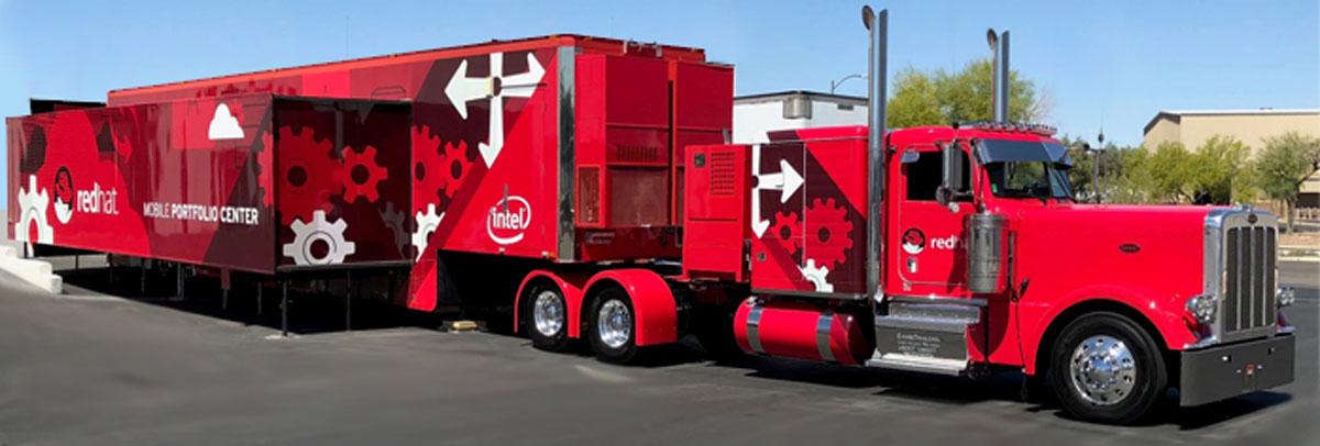 Mobile Portfolio Truck